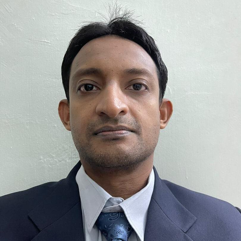 Dr Kumaresh Raj Lachmanan